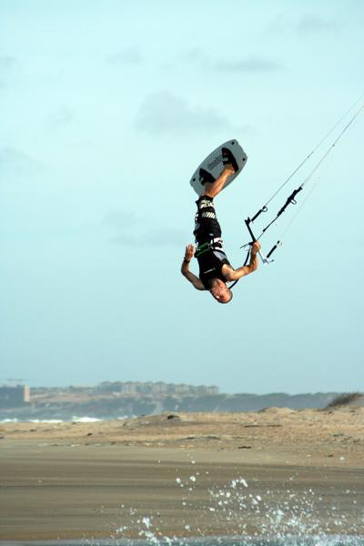 Kitesurfing · Artykuły kitesurfingowe, relacje z imprez